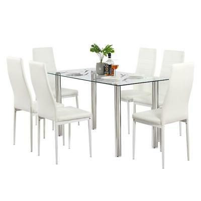 durable different style 5 piece dining table