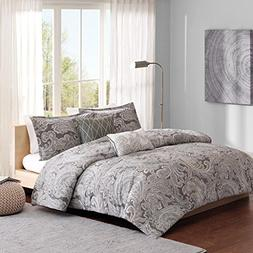 Madison Park Pure Ronan Full/Queen Size Bed Comforter Set -